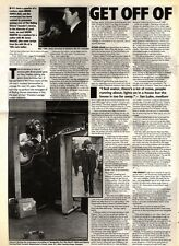 NEWSPAPER CLIPPING/ADVERT 9/7/94PGN20 BRIAN JONES OF THE ROLLING STONES