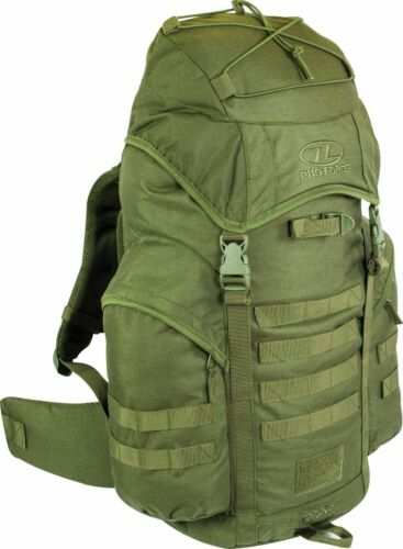 New Forces 44 Olive Rucksack Patrol Pack Bergen Military or Special Forces
