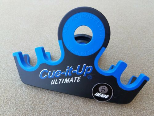 6 Colors to Choose from New Cue-It-Up ULTIMATE Pool Cue Holder FREE SHIPPING!
