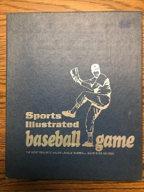 1971 Sports Illustrated Baseball Game