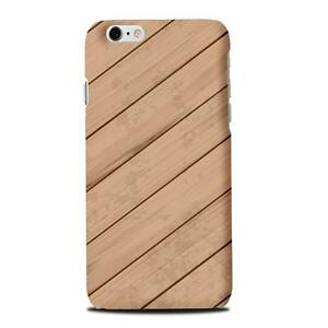 low priced dd624 f5521 Details about Wooden Pattern Wood Effect Smooth Phone Case Cover