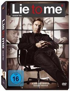 Lie To Me Staffel 2 2011 Günstig Kaufen Ebay