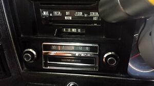 FORD-XA-XB-GT-GS-FALCON-FAIRMONT-LANDAU-8-TRACK-RADIO-PLAYER-DUMMY-FACE