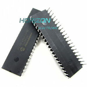 1PC x NEW PIC16F887-I//P PIC16F887 DIP-40 MICROCHIP IC