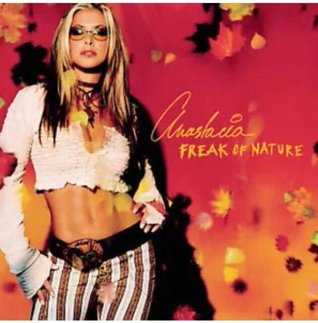 Freak of Nature - Anastacia - CD Like New