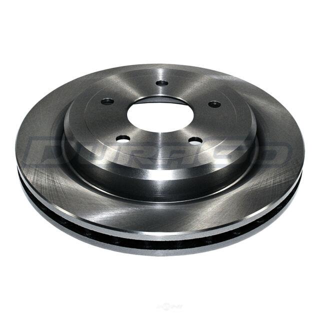 Disc Brake Rotor Rear Parts Master 900772
