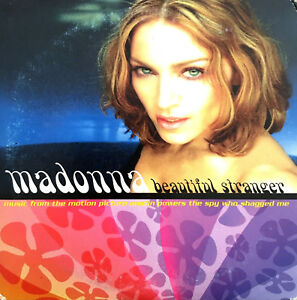 Madonna-CD-Single-Beautiful-Stranger-Europe-VG-EX