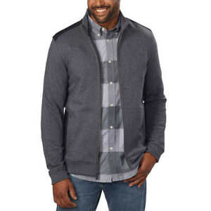 NEW-Calvin-Klein-Men-039-s-Full-Zip-Long-Sleeve-Jacket-VARIETY-SIZE-AN-COLOR-SALE