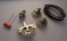 Electrics Upgrade Kit for Tele with CRL Switch CTS Pots O//Drop etc.