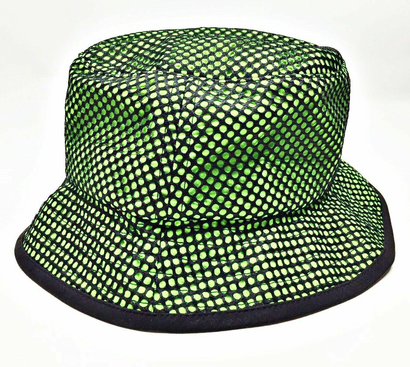 Huf Aloha Aina Sombrero de Pescador, Verde, L/XL