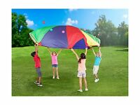 12-foot Play Parachute Kids Canopy Children Wind Tent Free Shipping