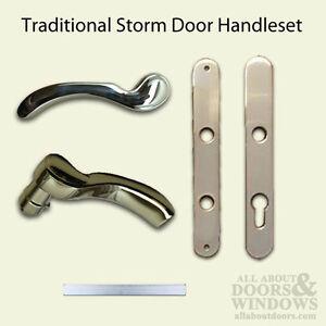 Andersen Storm Door Handle Set