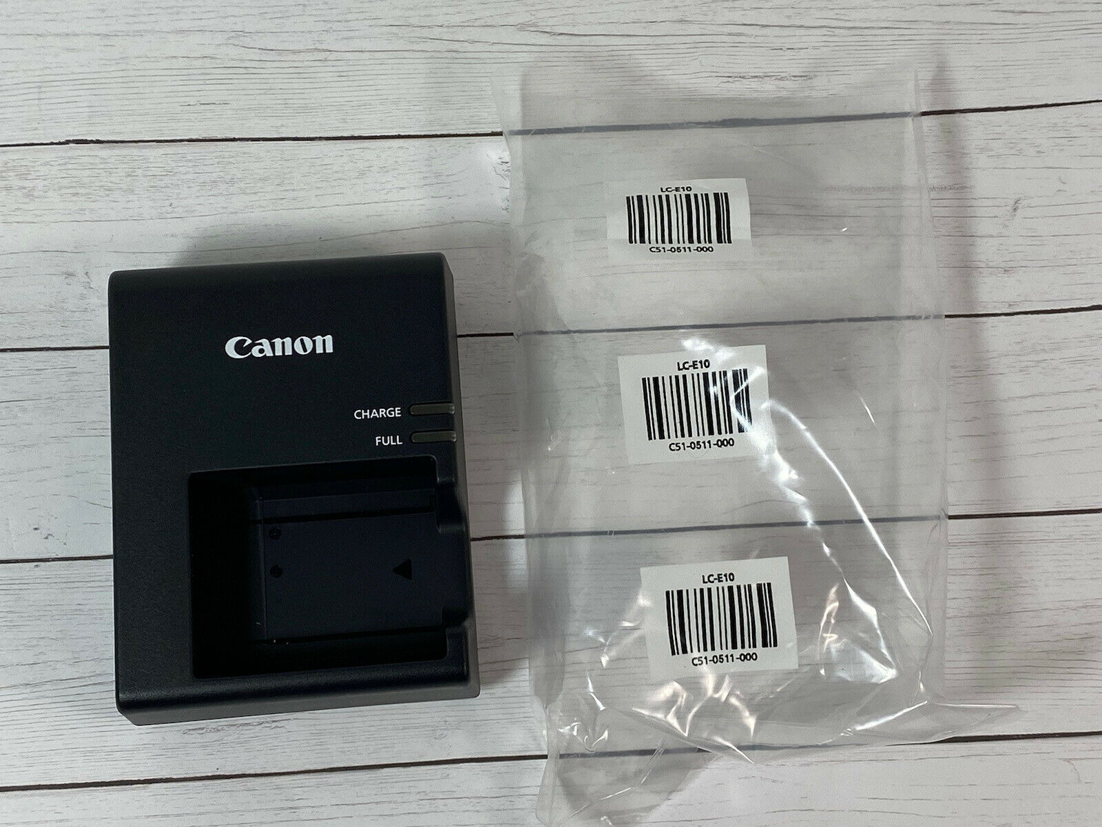 CANON Genuine LC-E10 Charger for LP-E10 Battery SLR T3 T5 T6 T7 Rebel