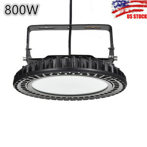20 Pack LED High Bay Light 50-500W Warehouse Fixture Factory Commercial Lighting