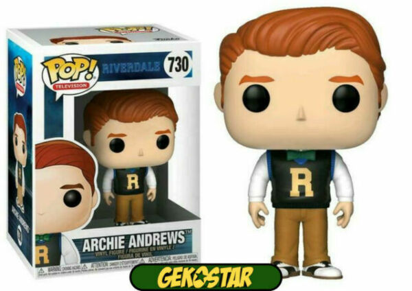 Funko Riverdale POP ARCHIE Andrews Dream sequenza da collezione figure #730