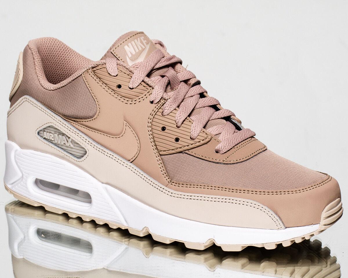 Nike Air Max 90 Essential Herren Lifestyle-Sneakers NEU Wüstensand 537384-087