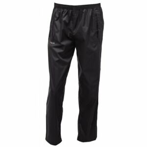 Regatta-Mens-Stormbreak-Waterproof-Over-Trousers-Black-Medium