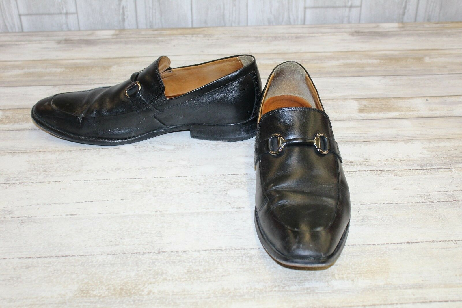 c7c2bffcd35 Johnston   McClain Bit Loafer - Men s Size 10.5 M