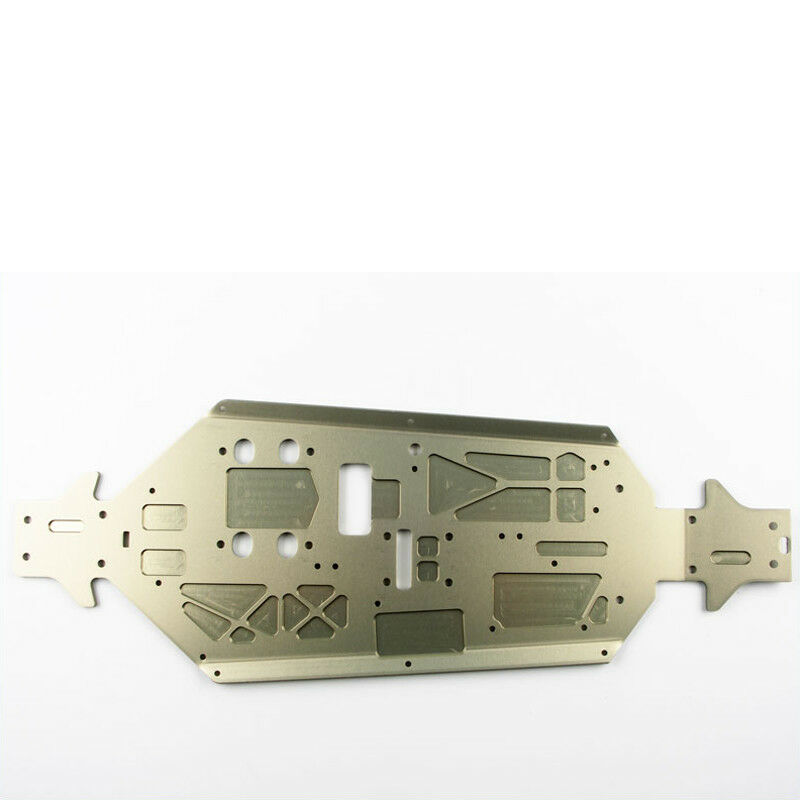 Telaio in tuttiuminio INFERNO KYOSHO mp9  if-448   703001  l'ultimo