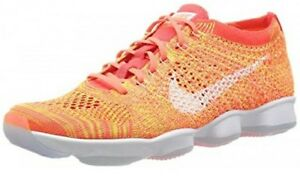 new style 60bcb c9153 Image is loading NEW-Women-039-s-Nike-Flyknit-Zoom-Agility-