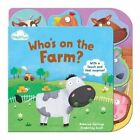 Who's on the Farm by Rebecca Gerlings (Board book, 2014)