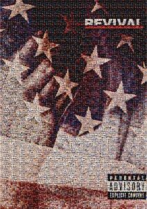 Details about EMINEM Poster Large A1 Slim Shady Marshall Mathers Mosaic  REVIVAL Album