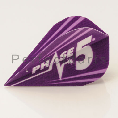 Choose From 5 Colours 1 x SET UNICORN DXM MIRAGE PHASE 5 DARTS FLIGHTS