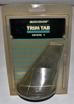 Quicksilver//Mercury Marine Parts  Trim Tab Anode  P# 822777Q 1