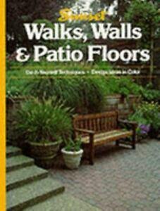 Image is loading Walks-Walls-&-Patio-Floors-Good-Condition-Book & Walks Walls u0026 Patio Floors  Good Condition Book 9780376017079 | eBay