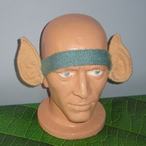 940986fba69 Image is loading PRINTED-INSTRUCTIONS-PIXIE-EARS-HEADBAND-EASY-ELF-GNOME-