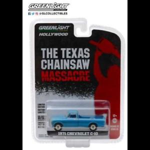 Greenlight 44820B Chevrolet C-10 the Texas Chain Saw Massacre (1974) 1/64
