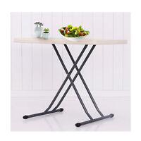 Outdoor Furniture Patio Picnic Folding Table Portable Camp Garden Homebase 2ft