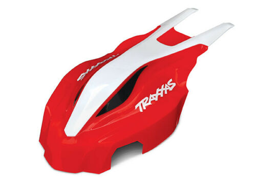 red//white Aton front Traxxas TRA7911 Canopy