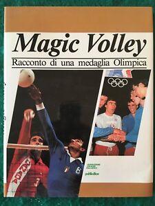 Magic-Volley-Racconto-di-una-medaglia-Olimpica-Andrea-Ferretti-F-I-P-1984