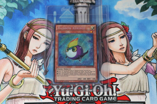 Yugioh Rainbow Kuriboh MP14-EN188 1ST ED Secret Rare