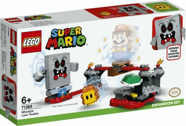 LEGO® Super Mario™ 71364  Wummps Lava-Ärger – Erweiterungsset, NEU & OVP