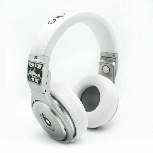 Beats By Dr Dre Pro Over The Ear Wired Headphone White For Sale Online Ebay