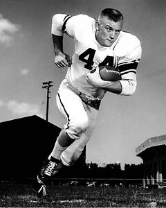 Details about John David Crow - Texas A&M - 1957 Heisman Trophy Winner,  8x10 B&W Photo