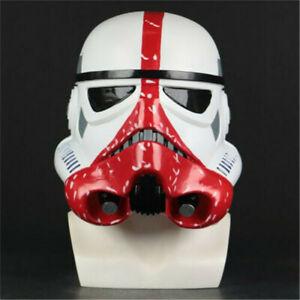 Star Wars Helmet The Black Series Incinerator Stormtrooper Premium PVC Mask Prop
