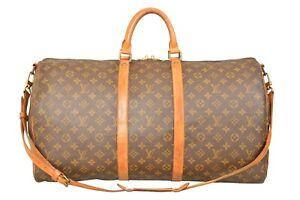 Louis-Vuitton-Monogram-Keepall-55-Bandouliere-Travel-Bag-Strap-M41414-YG00543