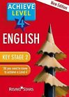 Achieve Level 4 English Revision Book: Level 4 by Rising Stars UK Ltd (Paperback, 2010)