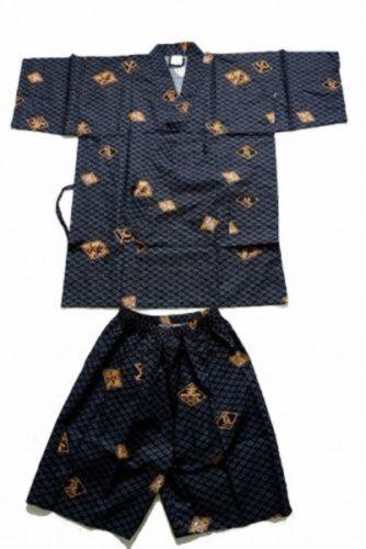 Men/'s Jinbei motif de diamant Samue avec short Authentic Japan SJ908