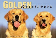 GOLDEN RETREIVERS Post Card Book Photography By MARK RAYCROFT 21 Cards