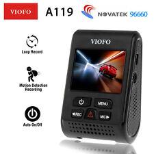 """Viofo A119 V2 2.0"""" Screen Capacitor 2K HD 1440p 160° WDR Car Dash Camera DVR"""