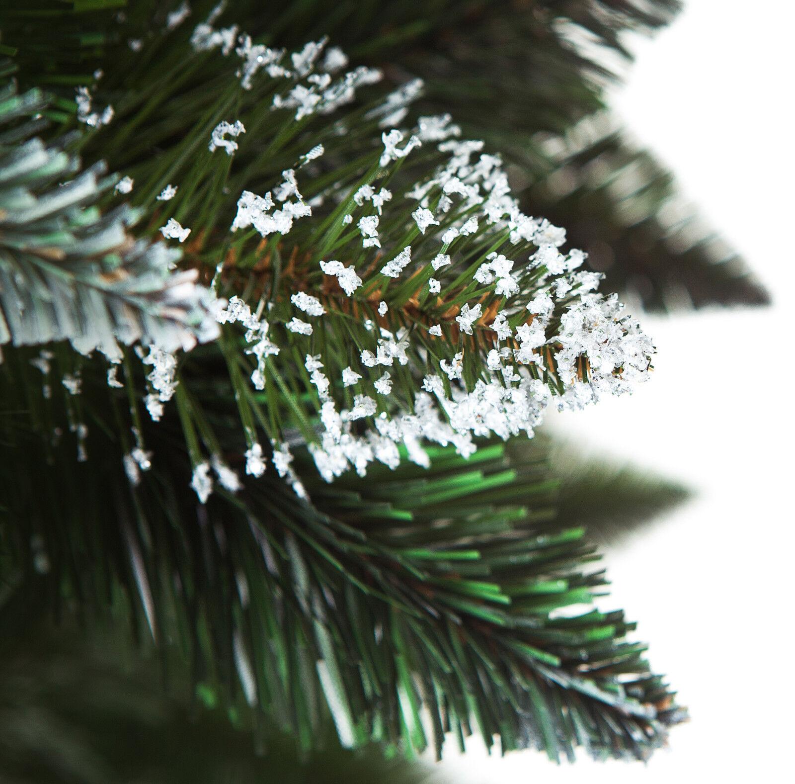 Kiefer mit Schnee- Schnee- Schnee- und Glitzereffekt | Lebhaft  f82ce3