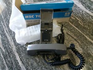 CTE INTERNATIONAL MICROFONO A CORNETTA HSC 701K-B