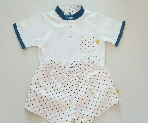 Monet Baby T-shirt et short Ml0003
