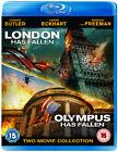 London Has Fallen & Olympus Has Fallen Blu-ray 2016 - DVD 9qvg The Cheap