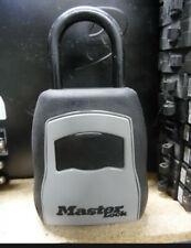 Used Master Lock Key Box Realtor House Set Own Combination Storage