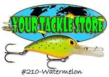 NEW Watermelon AV210 Storm Original Mag Wart 07 Fishing Lure